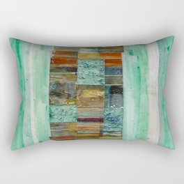 Vertical Search Rectangular Pillow