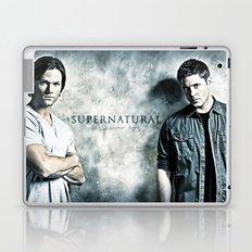 Supernatural - Sam & Dean Winchester Laptop & iPad Skin