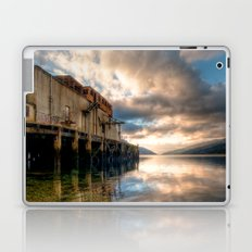 Loch Long Torpedo Testing Station Laptop & iPad Skin
