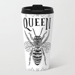 Queen Bee Poster Travel Mug