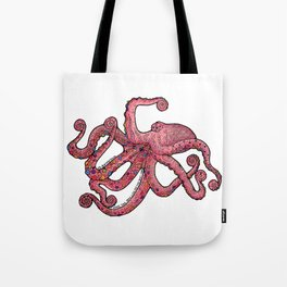 Wave Your Arms Like You Just Don't Care Tote Bag