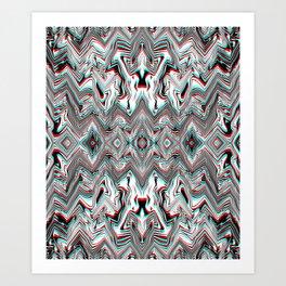 Illusion Dreamer Art Print