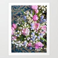 arab Art Prints featuring Arab Spring by Joke Vermeer