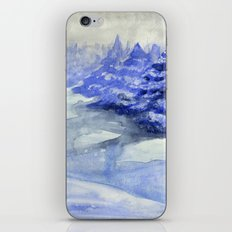 Fictional Landscape II iPhone & iPod Skin
