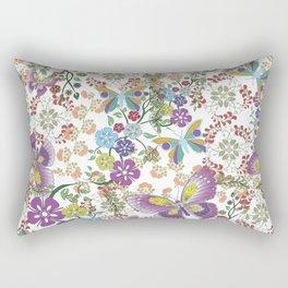 mariposas Rectangular Pillow