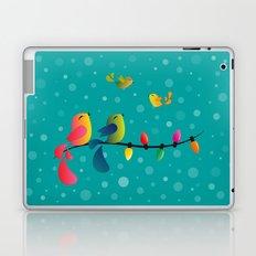 Fly High, My Babies - Merry Christmas Laptop & iPad Skin