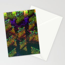 Floating Series Stationery Cards