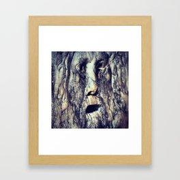 Cheating Wife Eater Framed Art Print