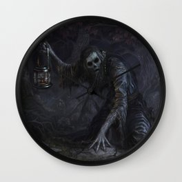 You've lost your soul Wall Clock
