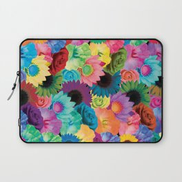 Flower Avalanche Laptop Sleeve