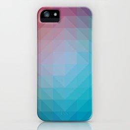 Blend Pixel Color 6 iPhone Case
