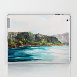 Napali Coast Dreaming Laptop & iPad Skin
