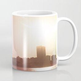 Sailing Into Daylight Coffee Mug
