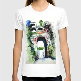 Arco Felice With Dragons T-shirt