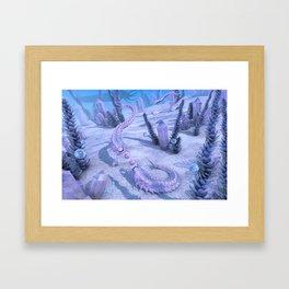Isopods Framed Art Print