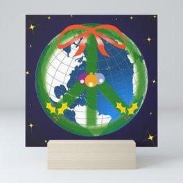 Peace on Earth Mini Art Print