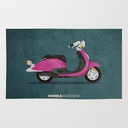Honda Shadow Rug