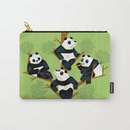 The Pondering Pandas Carry-All Pouch