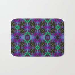 Tryptile 27b (Repeating 1) Bath Mat