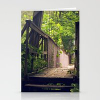 indiana Stationery Cards featuring Indiana Summer by Amy J Smith Photography