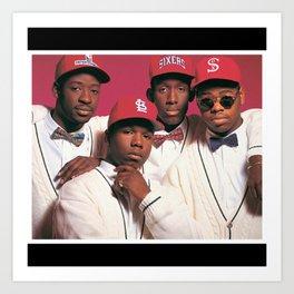 Boyz II Men Group Art Print