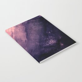 Monolithic - textured rock Notebook