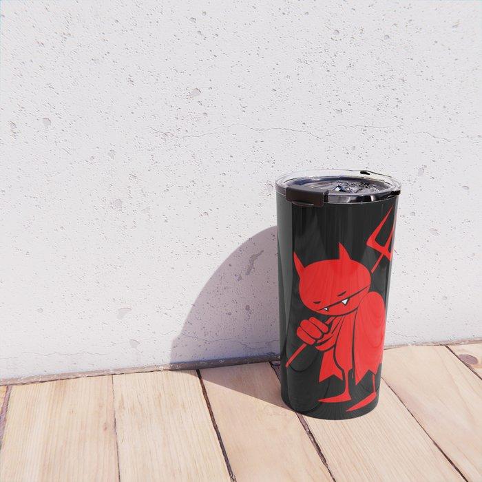 minima - sad devil Travel Mug