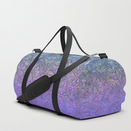 Sparkley Grunge Relief Background G181 Duffle Bag