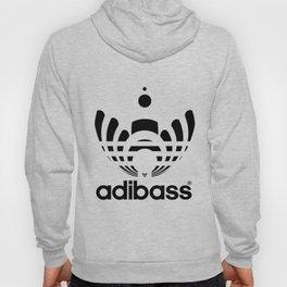 Adibass logo Hoody