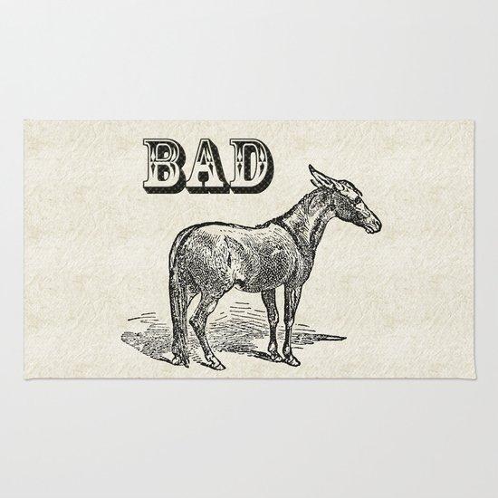 Bad Ass Rug