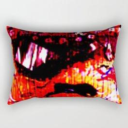 Valencia Bull Fight          by Kay Lipton Rectangular Pillow