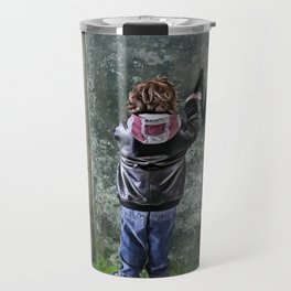 Mom by GEN Z Travel Mug