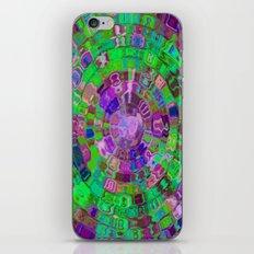 Mosaic Gems Amethyst iPhone & iPod Skin