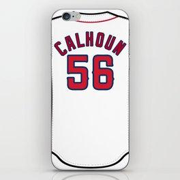 Kole Calhoun Jersey iPhone Skin