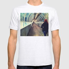 Onward Into The Tunnel Forbidden  T-shirt