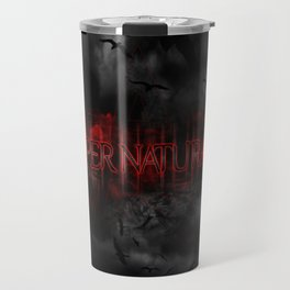Supernatural darkness Travel Mug