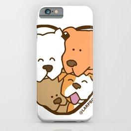 Friends Furever iPhone Case