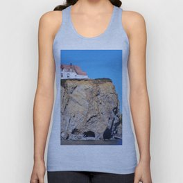 Living at the End of the World Unisex Tank Top