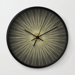 MANDALA.SUN Wall Clock
