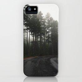 Oregon I iPhone Case
