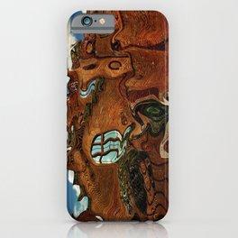 Deconstruction I  iPhone Case