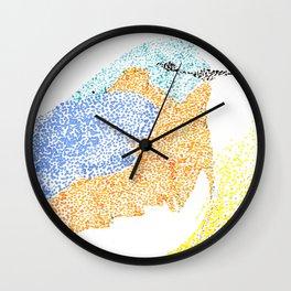 bird III Wall Clock