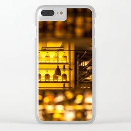 hidden gem Clear iPhone Case