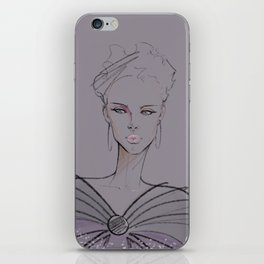 The Entrance iPhone Skin
