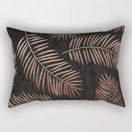 Urban rose tropics Rectangular Pillow