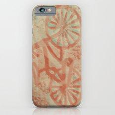 Seaside Bike Ride iPhone 6s Slim Case