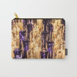 Cathedral Candles Carry-All Pouch