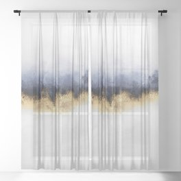 Sky Sheer Curtain