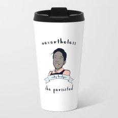 Nevertheless, Ruby Bridges Persisted Travel Mug