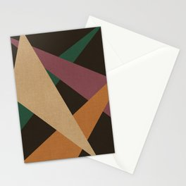 GEOMETRIC ABSTRACT 2 Stationery Cards